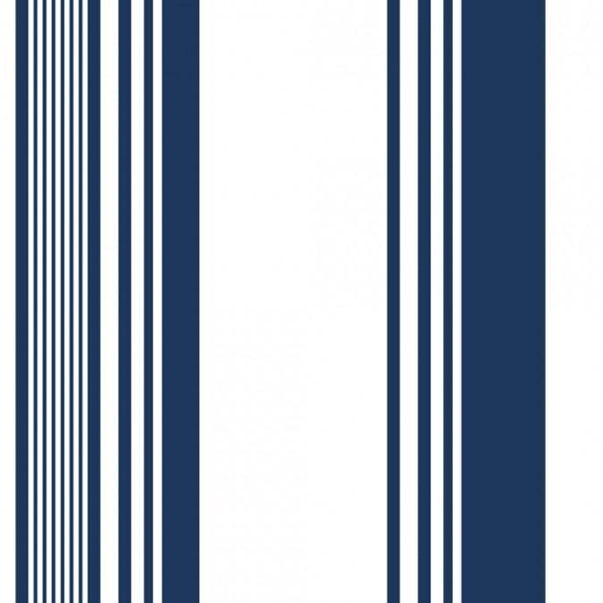 Ascain Tejido de algodón azul por metros