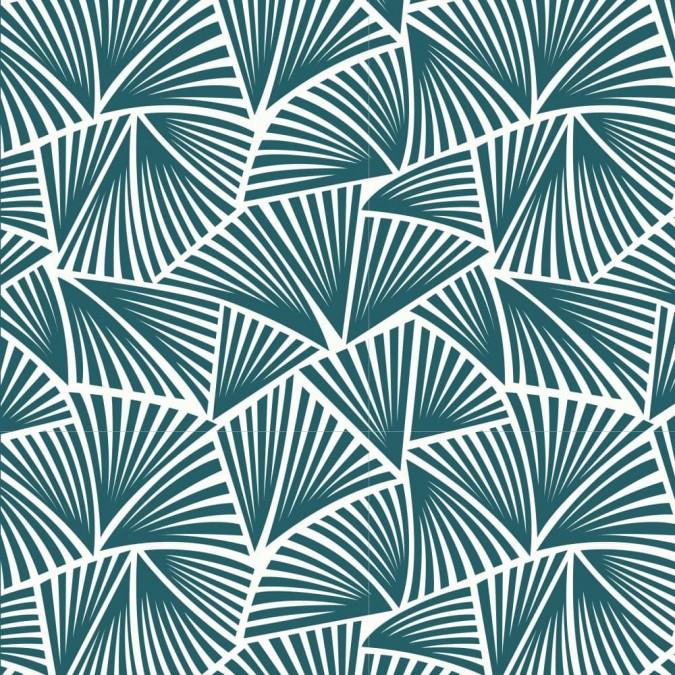 Fabric by the metre Bilbatu Palma Oil in cotton