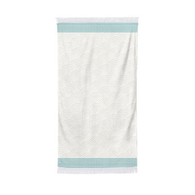 Shower towel Artea blue lagon