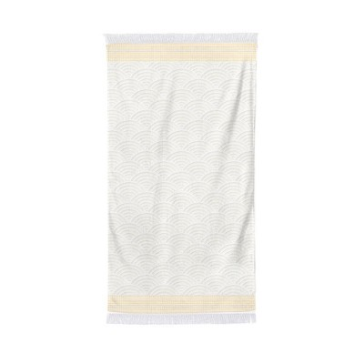 Shower towel Artea yellow...