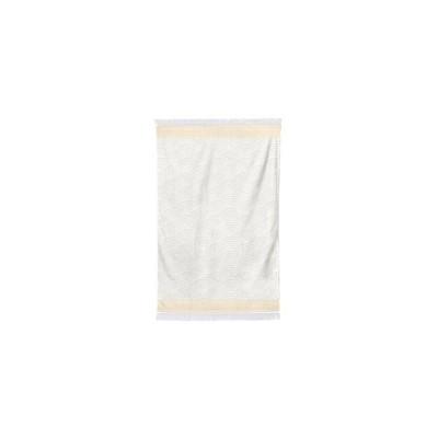 Artea Guest Towel Golden Yellow Cotton