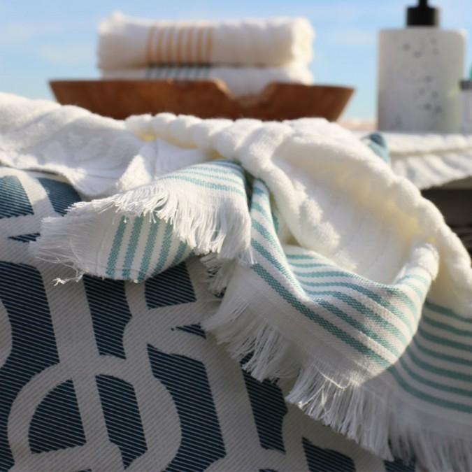Beach towel Artea Lagon 100% cotton