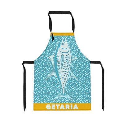 Tablier Kontatu Gétaria Aqua