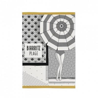 Tea Towel Kontatu Biarritz...