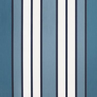 Tissu Espelette Bleu Nuit laize 60