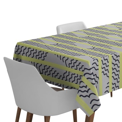Tablecloth Mapoésie X...