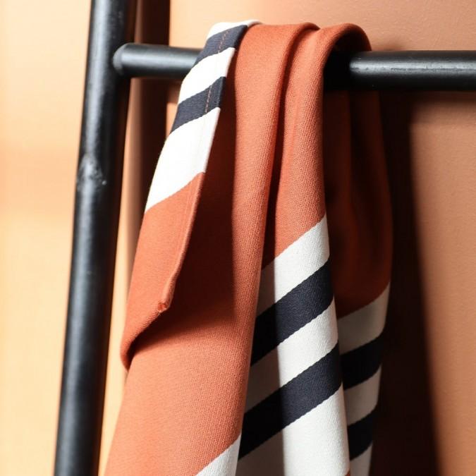 Serviette de table Ainhoa couleur Fronton 100% coton