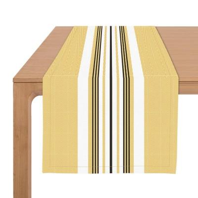 Table Runner Donibane Brass