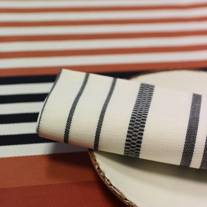 Serviette de table Berrain Fusain collection Printemps Été 2021