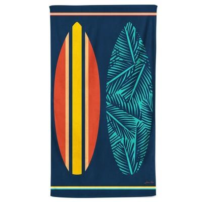 Beach Towel Cote Ouest Encre
