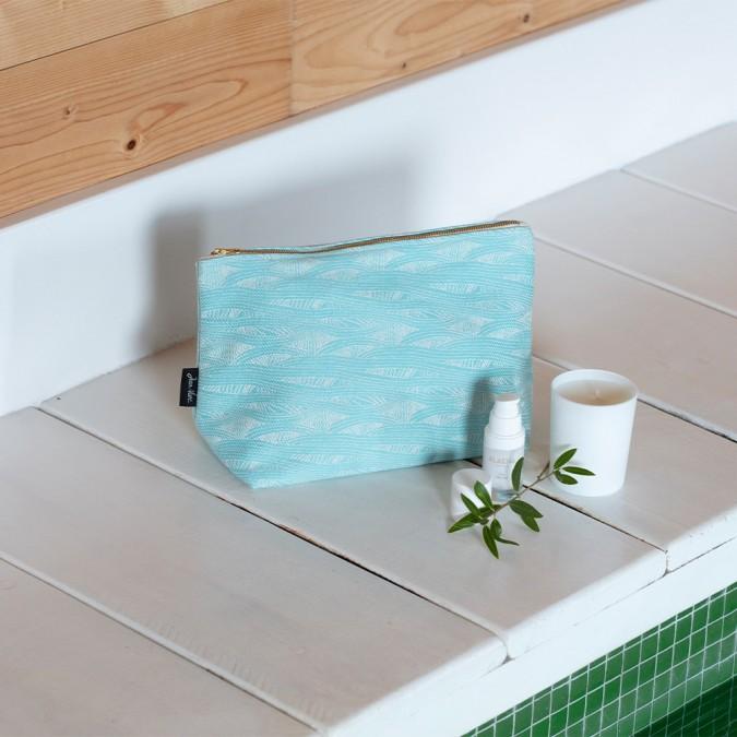 Trousse de toilette Miramar couleur Turquoise