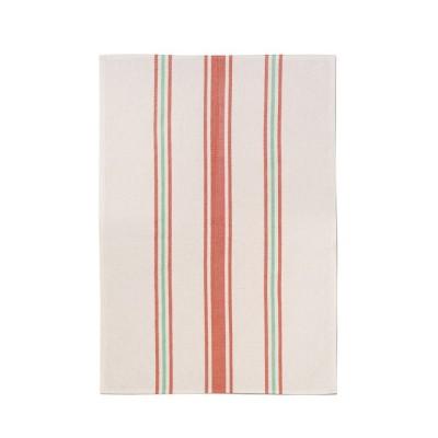 Tea towel Ondare Piment Rouge