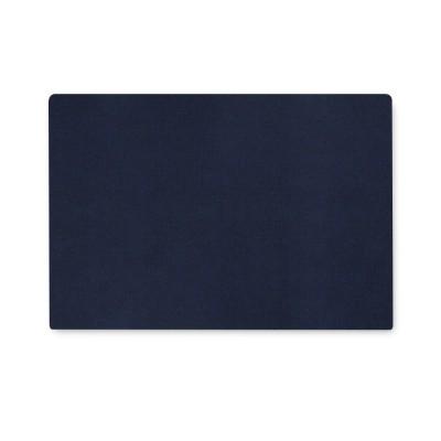 tête de lit tissu bleu